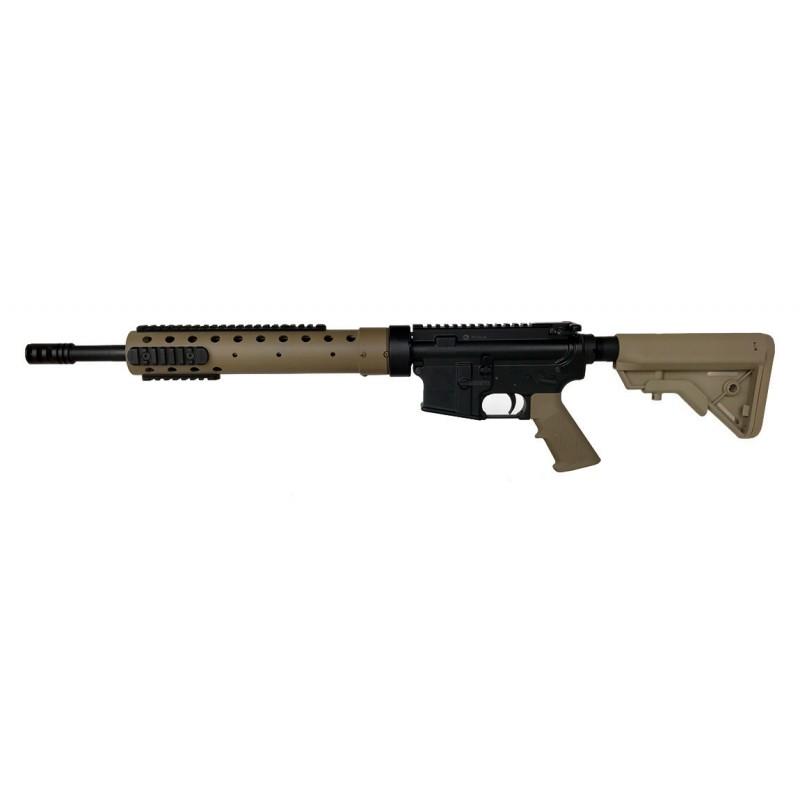 """PRI Entry Level Rifle W/ 16"""" Bergara 1-8 Twist Barrel"""