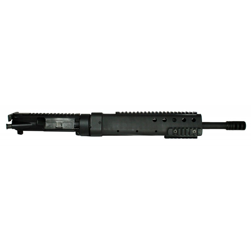 "5.56mm 16.5"" Entry Level Upper W/ Douglas Barrel & Delta Forearm - Black"