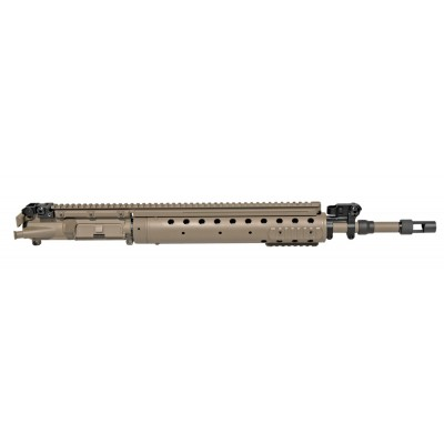 "18"" Mark 12 Mod 0 SPR Gen II Upper in 5.56 Cal. 1-8 Twist FDE"