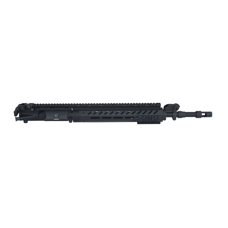 "18"" Mark 12 Mod 0 SPR Octagonal Black Upper in 5.56 Cal. 1-8 Twist"