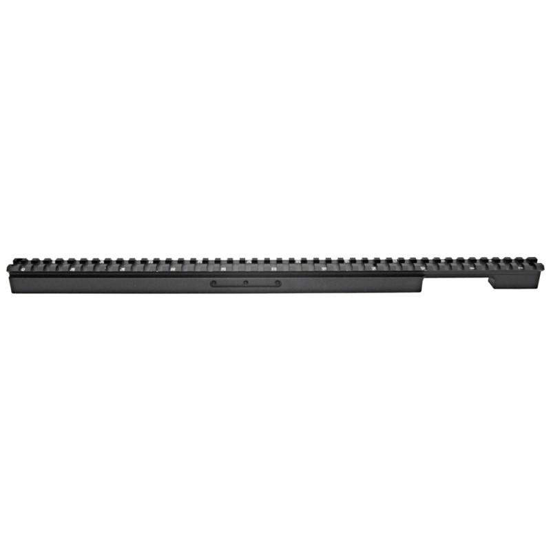 Remington 700 Short Action Extra high straight NV base