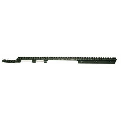 308 Armalite Rifle Length Top Rail w/ Front Sight Clearance