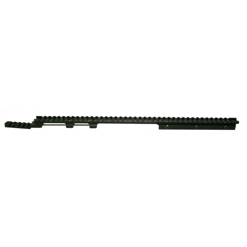 308 Rifle Length Top Rail w/ Front Sight Clearance w 20 moa