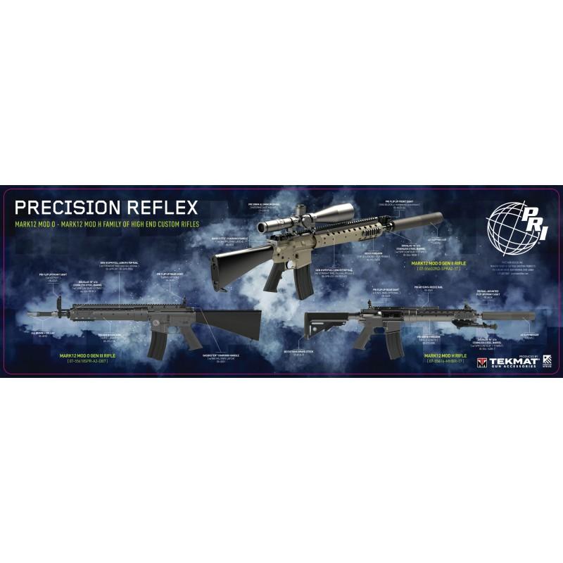 MK12 GUN MAT