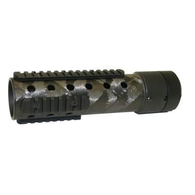GenIII DPMS 308 Carbon Fiber Forearm, Carbine Length Natural