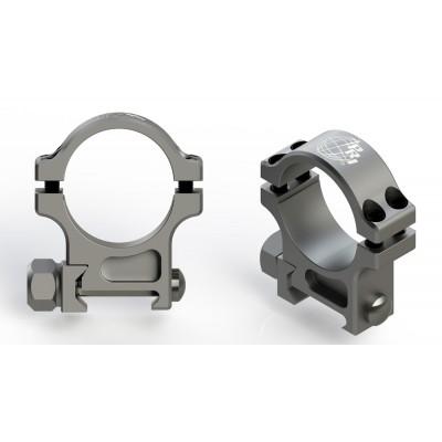 30mm Intermediate Steel Rings