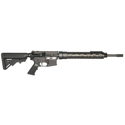 Basic Rifle with 1-9 twist Bergara barrel.