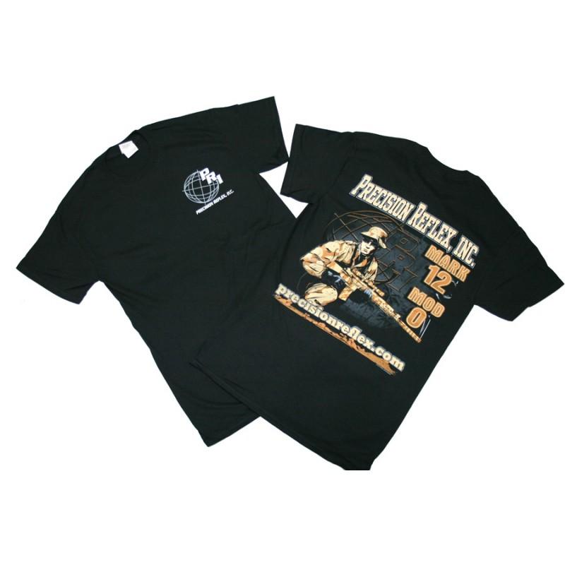 Mark 12 Mod 0 T-shirt Black