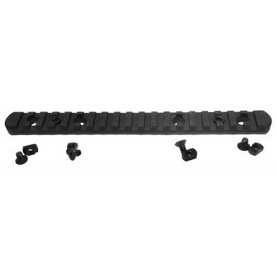 8.5 inch rail for M-LOK with lugs