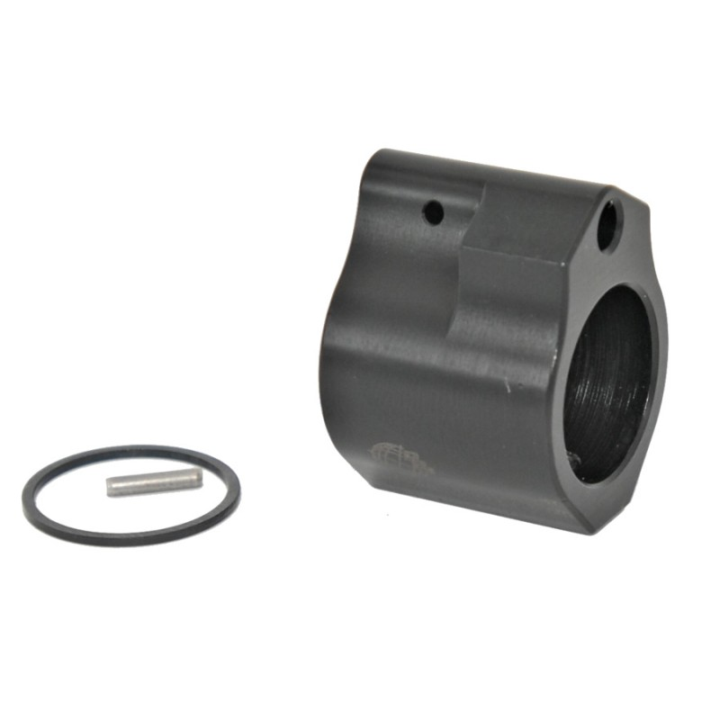 Low Profile Adj Stl  Gas Block 750 Diameter