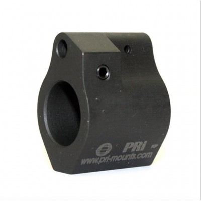 PRi Low Profile Adjustable Gas Block .625 Dia