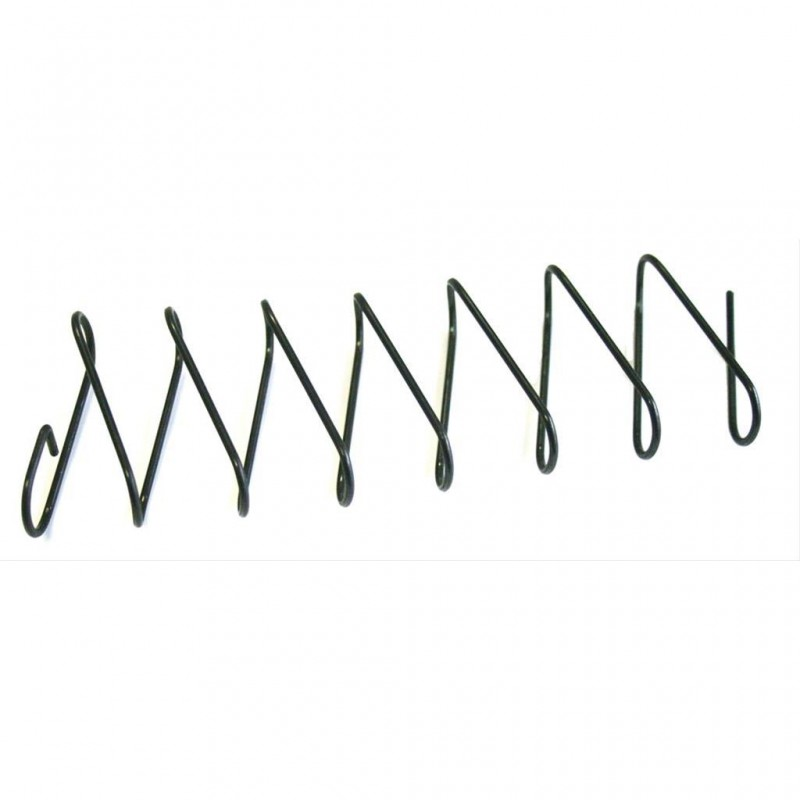 Replacement Chrome Silicone 10 rd. Spring