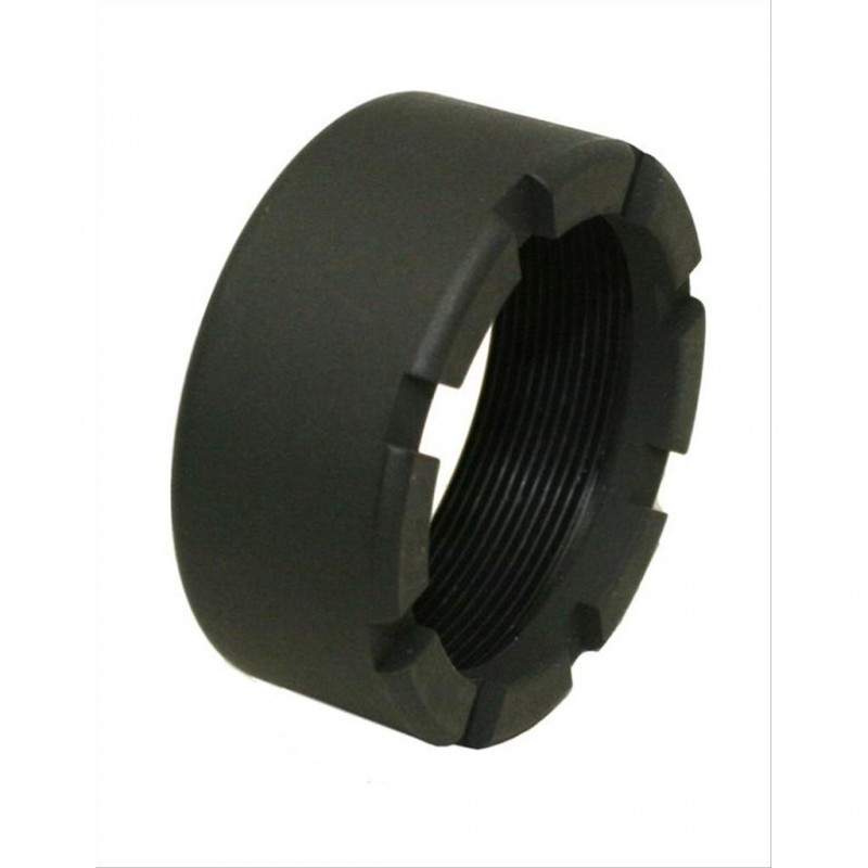 AR15-M16 Replacement Forearm Collar W/ Black Finish