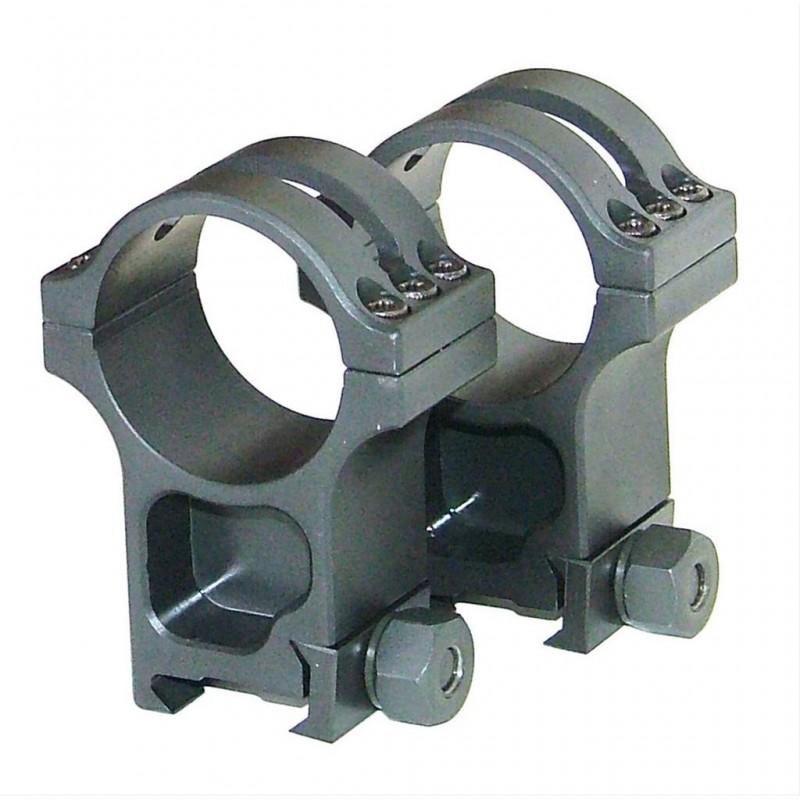 34mm XX High Steel Rings Heavy Duty
