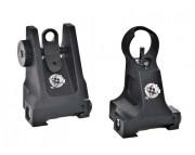 AR15 Fixed Sights