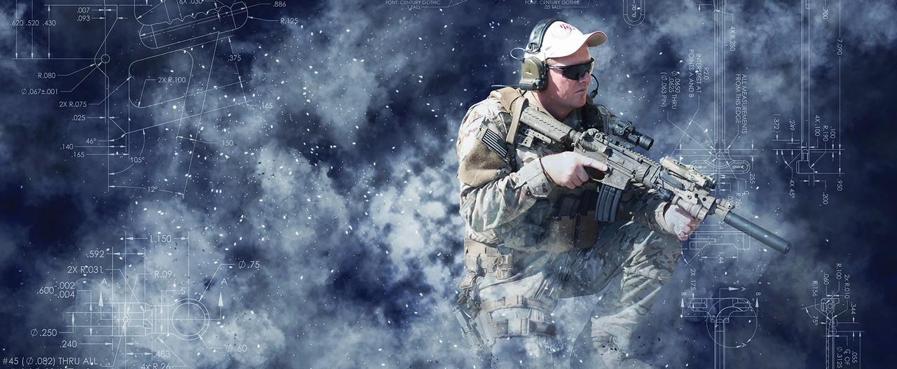 AR15/M16 Accessories and Rifle Packages